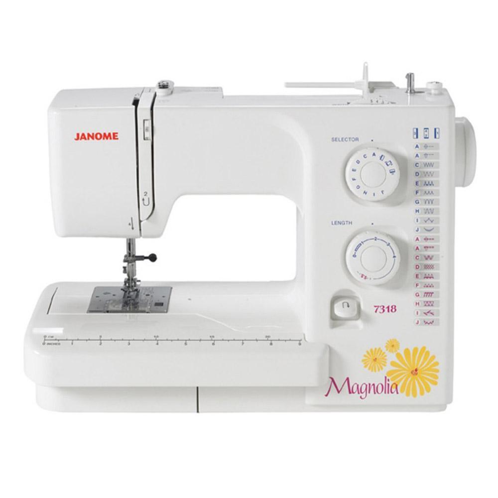 Janome 7318 Magnolia Sewing Machine