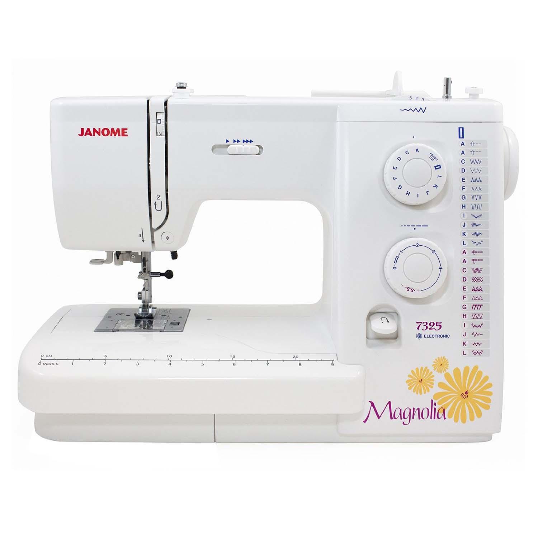 Janome 7325 Magnolia Sewing Machine