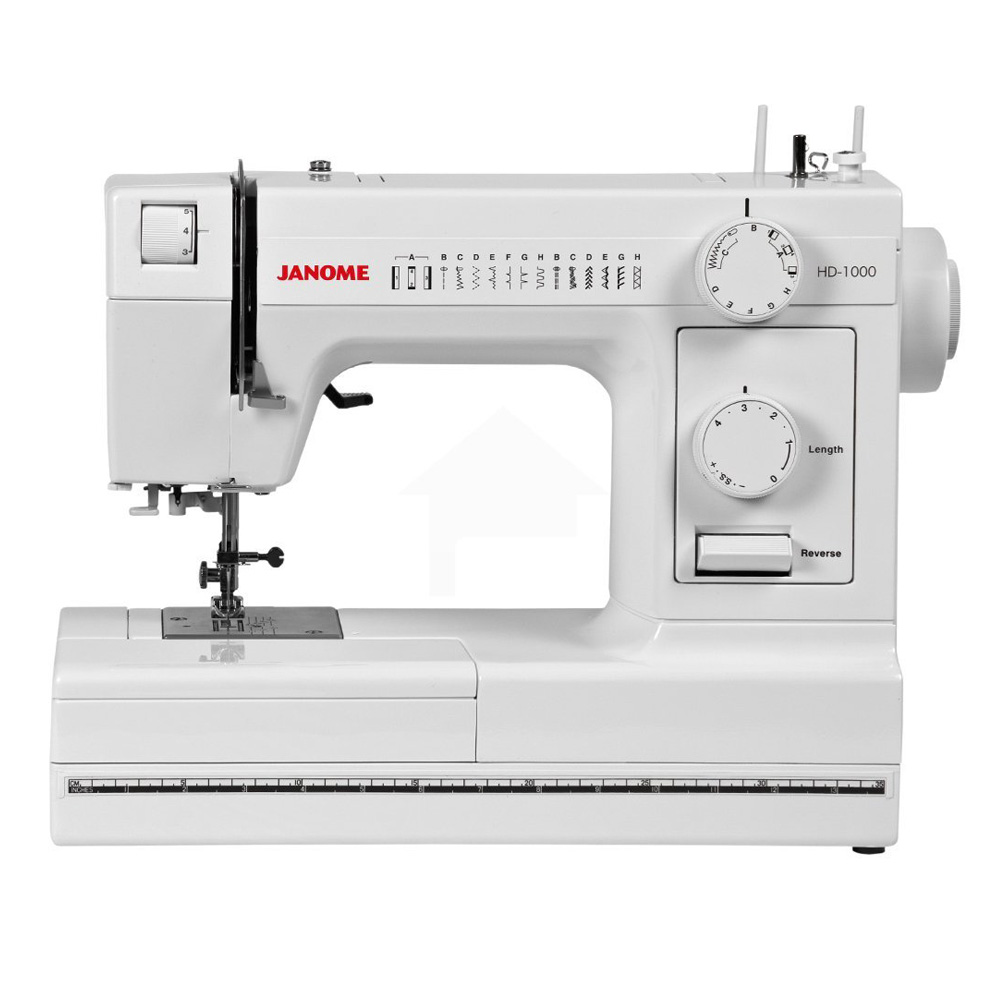 how to fix janome sewing machine