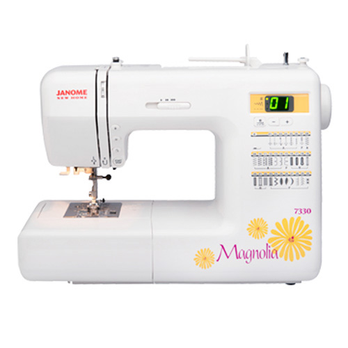 Janome 7330 Magnolia Sewing Machines