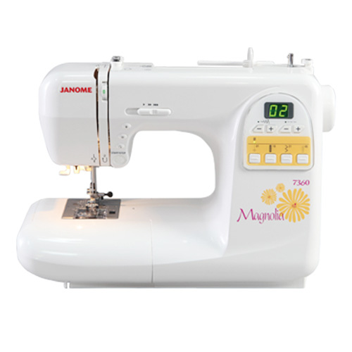 Janome 7360 Magnolia Sewing Machine