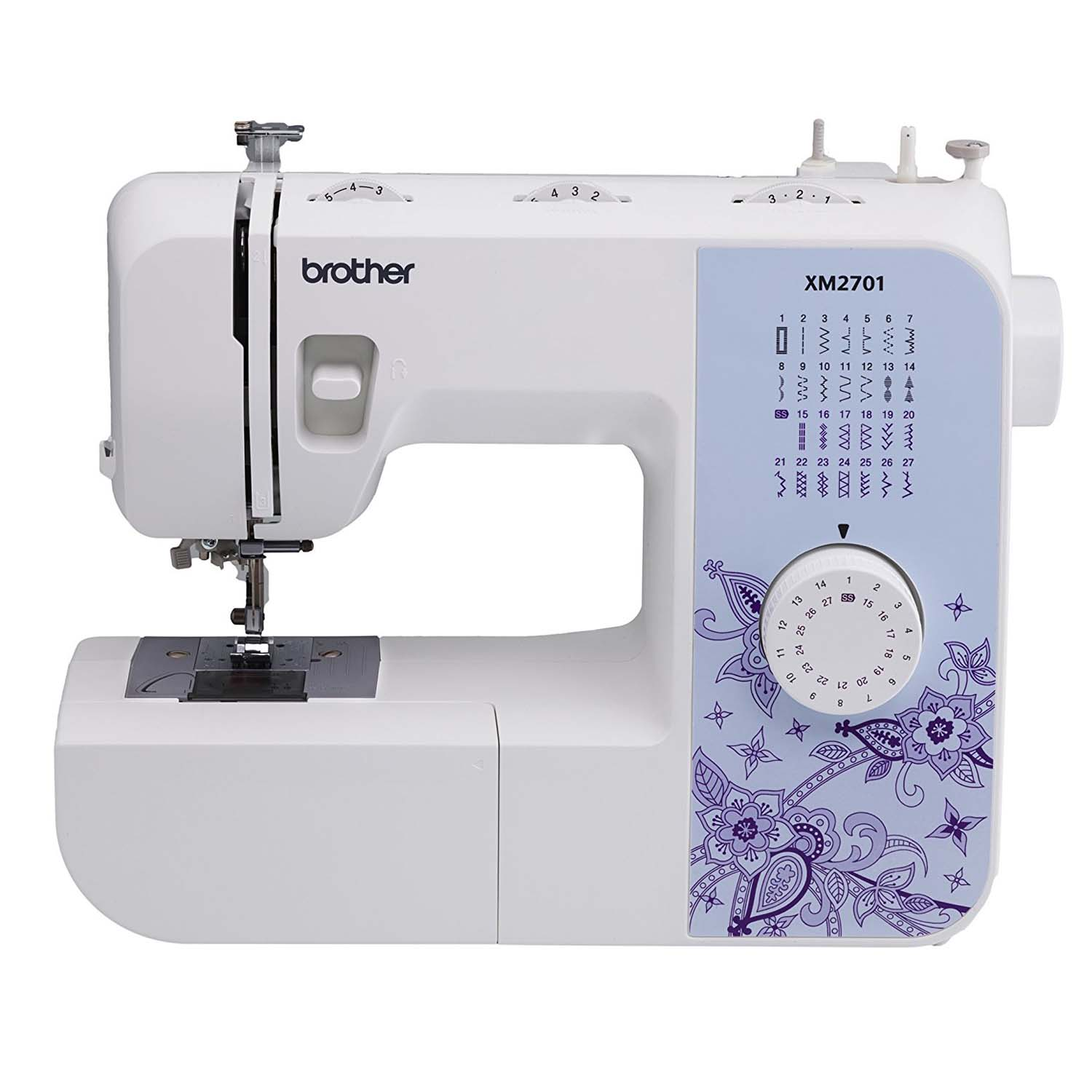 Brother XM2701 Sewing Machine for Beginners