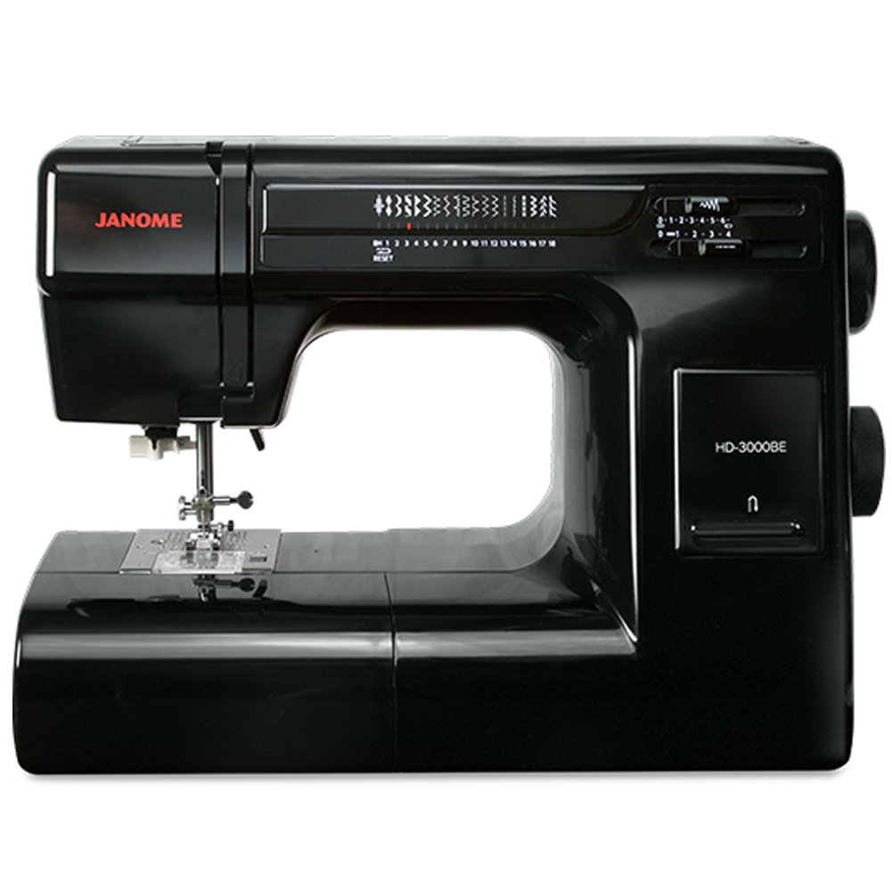 Janome HD3000 Black Edition