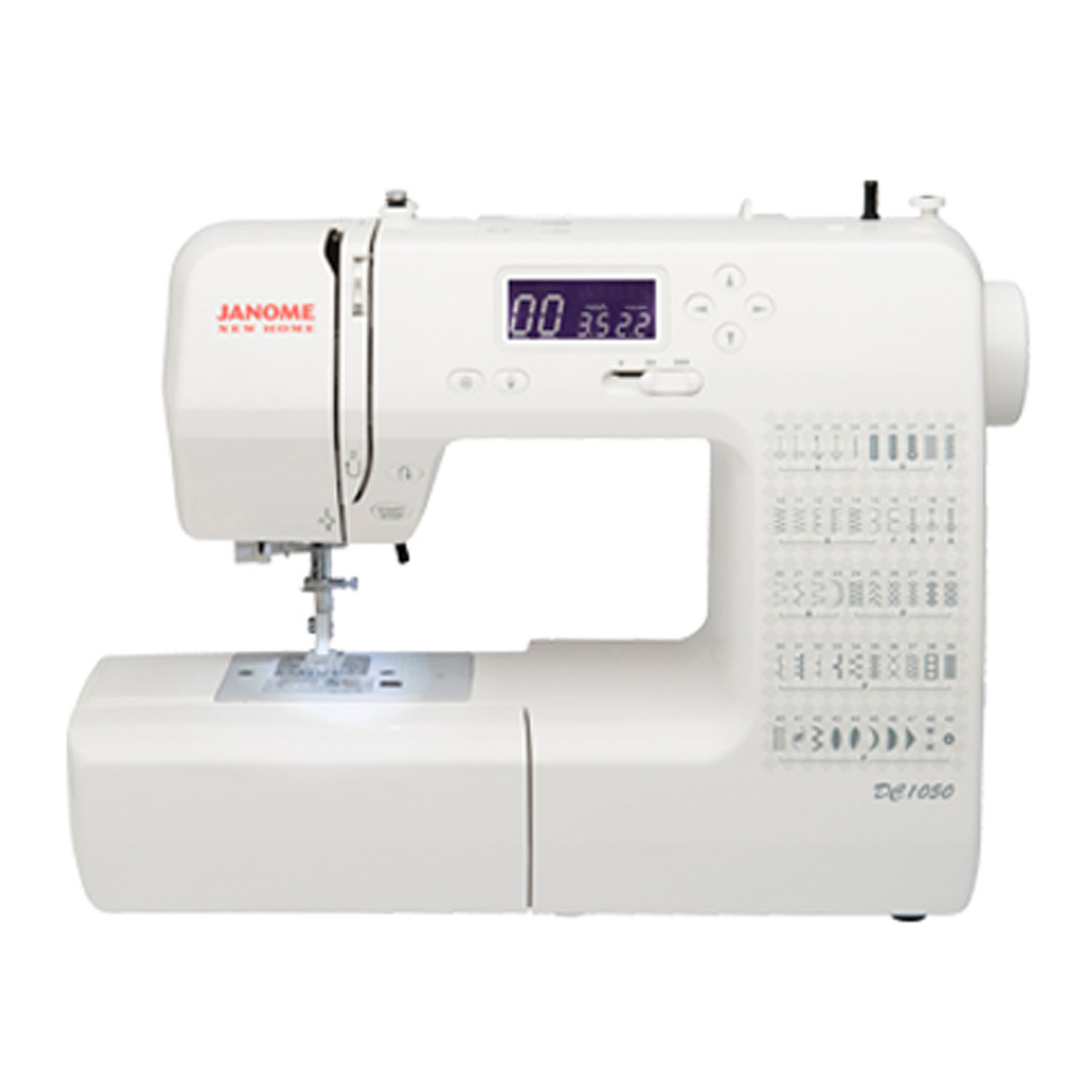 Janome DC1050 Computerised Sewing Machine